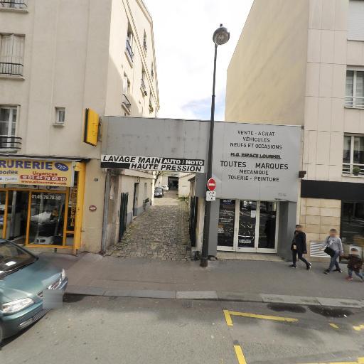 MG Espace Lourmel - Carrosserie et peinture automobile - Paris