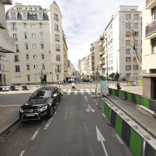 Station Vélib' Cevennes - Bergers - Vélos en libre-service - Paris