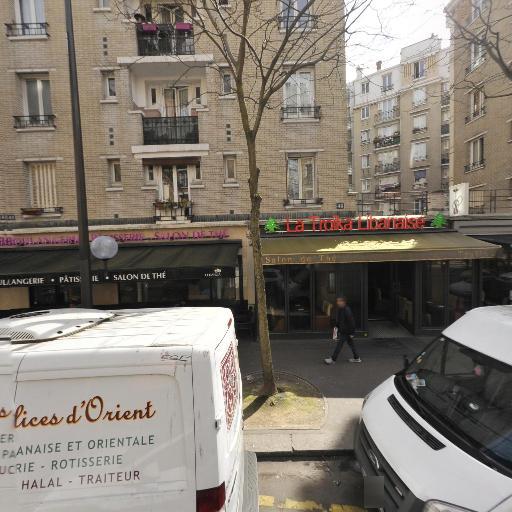 Le Dahlia - Boulangerie pâtisserie - Paris