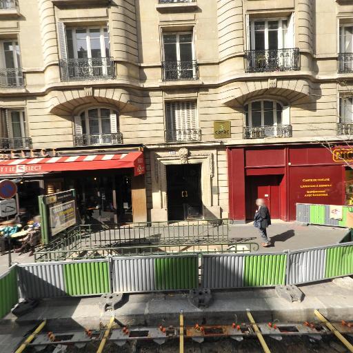 Station Vélib' Emile Zola - Fondary - Vélos en libre-service - Paris