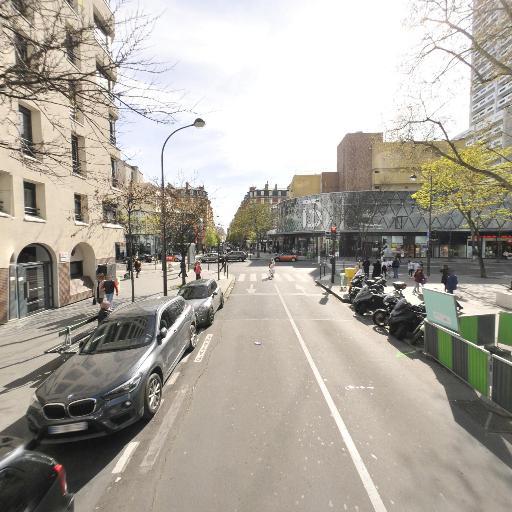 Station Vélib' Emeriau - Beaugrenelle - Vélos en libre-service - Paris