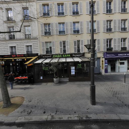 Espesson Aurélie - Ostéopathe - Paris