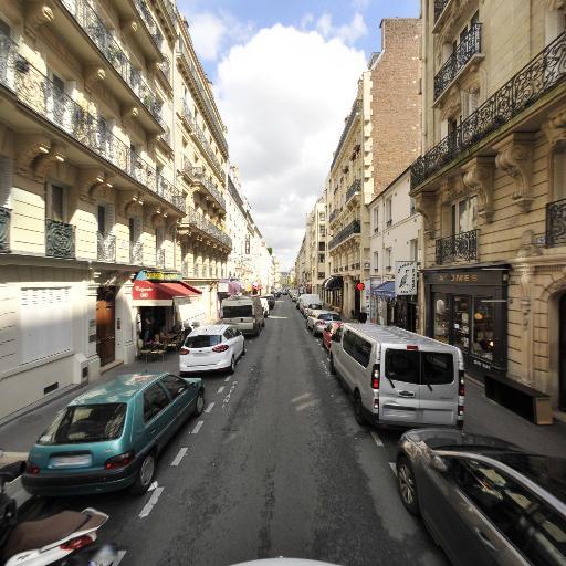 Delphine Come - Masseur kinésithérapeute - Paris
