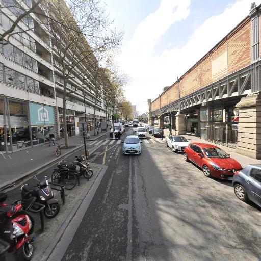 Aire de covoiturage Quai de la gare, paris - Aire de covoiturage - Paris