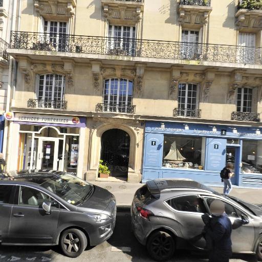 L'Autre Rive - Marbrier funéraire - Paris