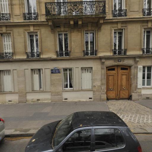 Etiquette - Association humanitaire, d'entraide, sociale - Paris