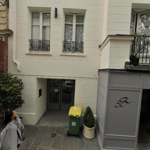 Blanc Jacques - Hôtel - Paris