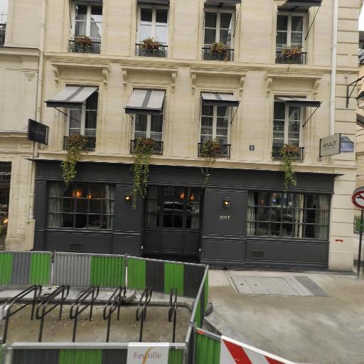 Hôtel Lenox - Hôtel - Paris