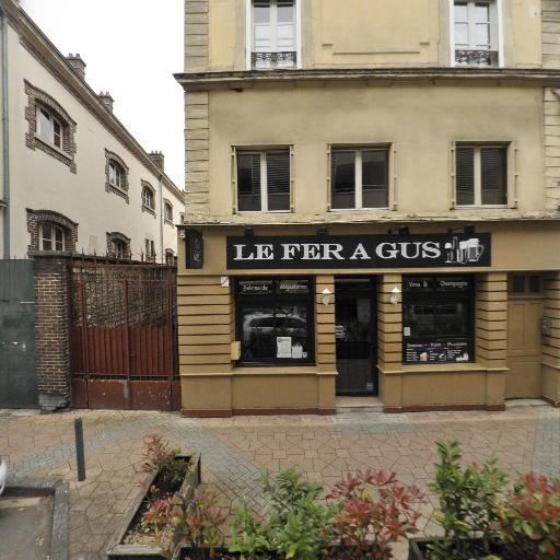 le Fer a Gus - Café bar - Troyes