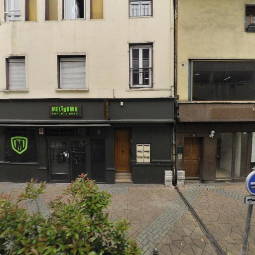 Sas O My Game - Café bar - Troyes