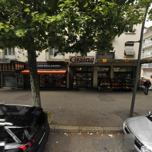 Casino - Supermarché, hypermarché - Troyes