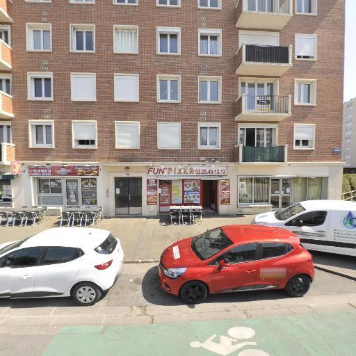 Fun Pizza SAS - Restaurant - Troyes