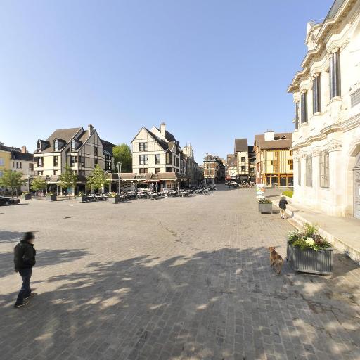 la Croix Saint Roch - Café bar - Troyes