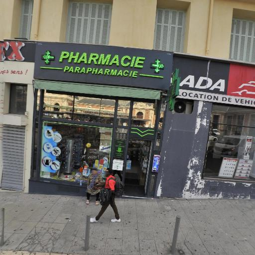 Pharmacie de la Gare Thiers - Pharmacie - Nice