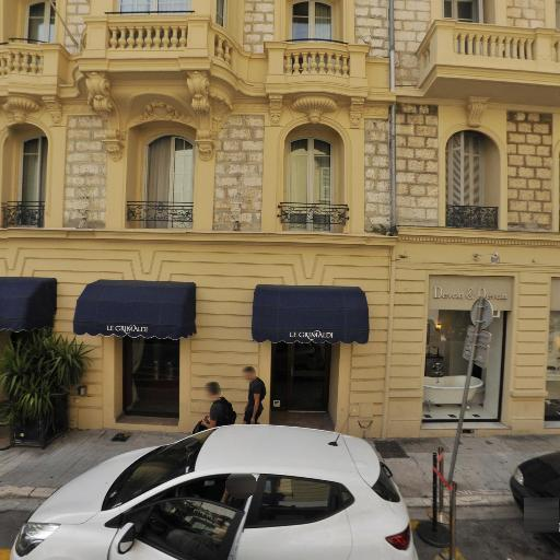 Hotel Le Grimaldi by Happyculture - Restaurant - Nice