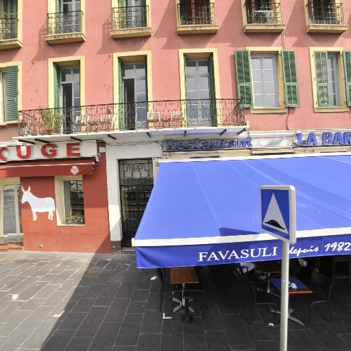 L'Ane Rouge - Restaurant - Nice