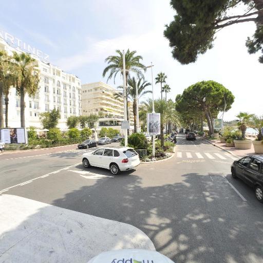 Petit Train de Cannes - Sites et circuits de tourisme - Cannes