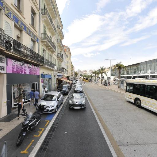 Effia Stationnement - Parking public - Cannes