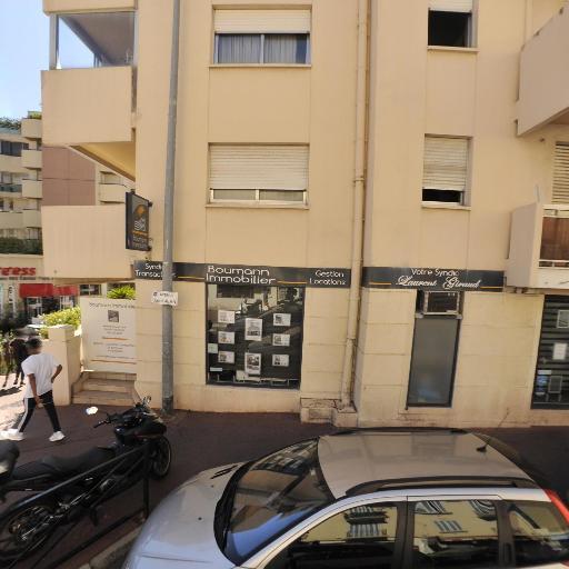 Boumann Immobilier - Syndic de copropriétés - Cannes