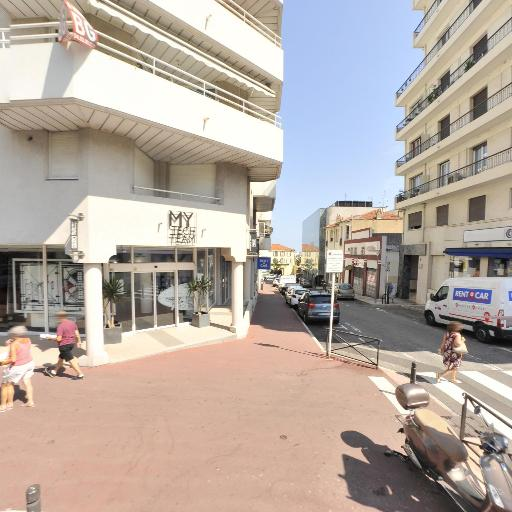 Parking gare de Juan-les-Pins - EFFIA - Parking public - Antibes