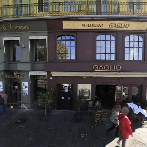 Le Gaglio - Café bar - Nice