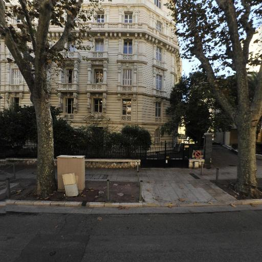 Monsieur Sylvain Mouraret - Siège social - Nice