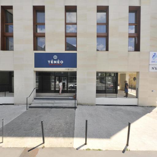 Ténéo Apparthotel Bordeaux Maritime - Résidence étudiante - Bordeaux