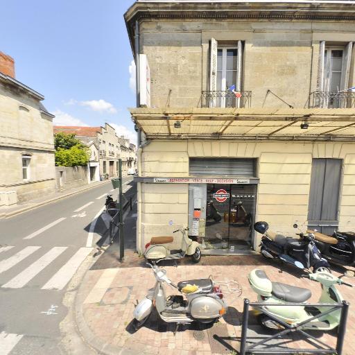 Station Scooter - Vente et réparation de motos et scooters - Bordeaux