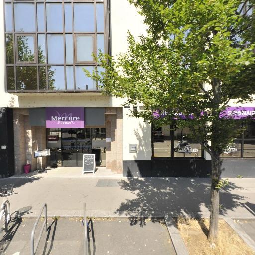 Hôtel Mercure Bordeaux Centre Gare Saint-Jean - Restaurant - Bordeaux