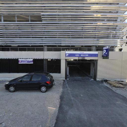 Parking Ars Belcier - Parking public - Bordeaux