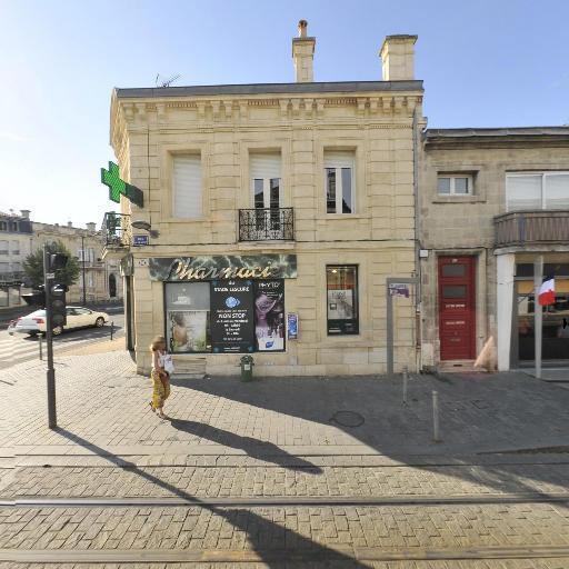 Pharmacie du Stade de Lescure - Pharmacie - Bordeaux