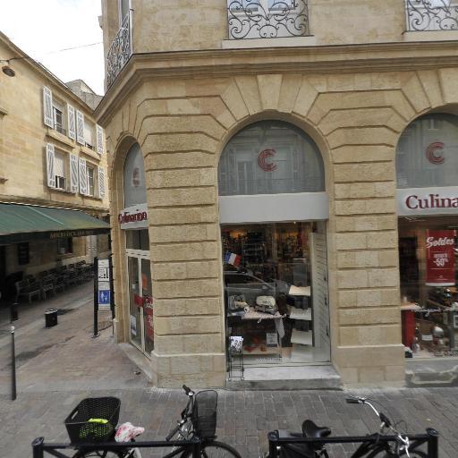 Culinarion - Articles de cuisine - Bordeaux