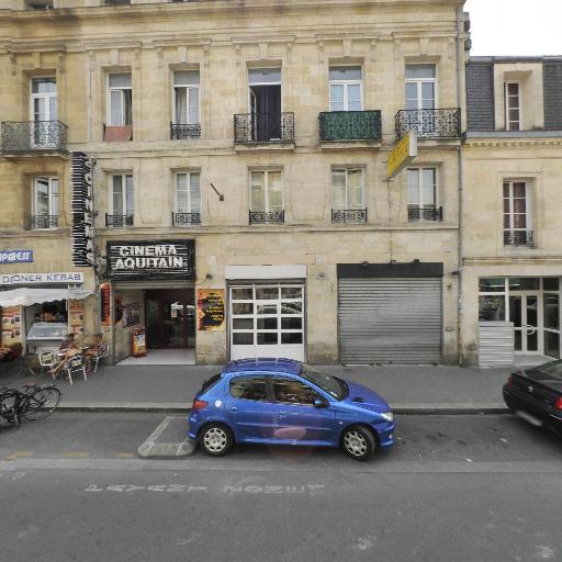 Le Complexe Aquitain - Articles et librairies érotiques - Bordeaux