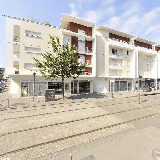 Zenpark - Parking Bordeaux - Gare Saint-Jean - Mercure - Parking public - Bordeaux