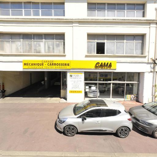 C.A.M.A Carrosserie Automobile Mécanique Aquitaine - Vente et réparation de pare-brises et toits ouvrants - Bordeaux