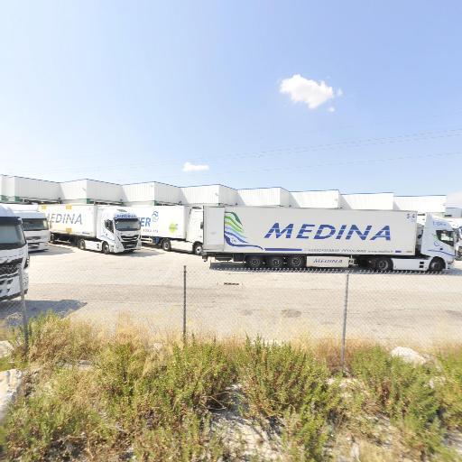 Transports LM Médina SAS - Transport international - Perpignan