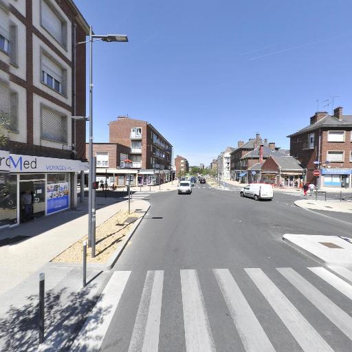 Les Halles - Parking public - Amiens