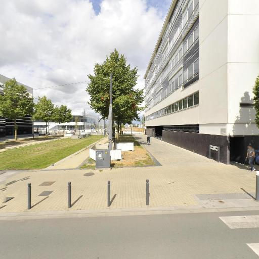 Parking Confluences - Parking - Angers