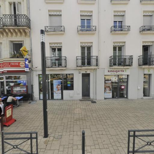 Kinougarde - Garde d'enfants - Angers