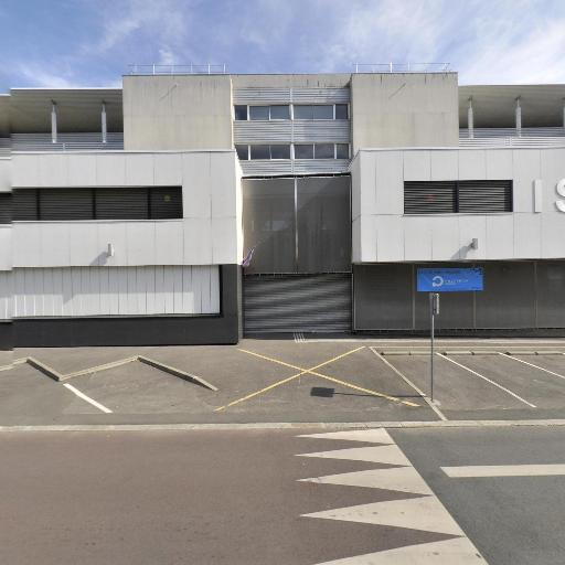 Université d'Angers Institut des sciences et techniques de l'ingénieur d'Angers - Grande école, université - Angers