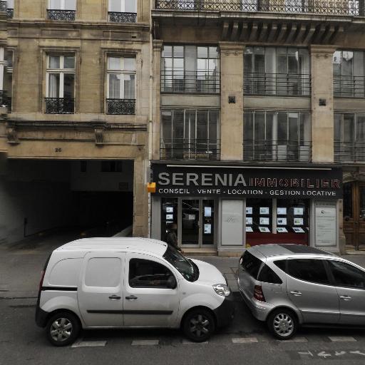 Serenia - Administrateur de biens - Paris