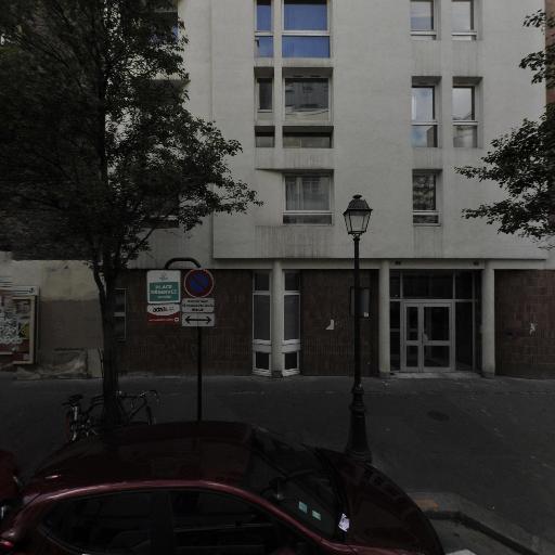 Mairie de Paris - Infrastructure sports et loisirs - Paris