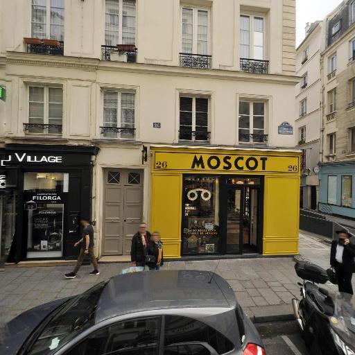 Moscot - Opticien - Paris