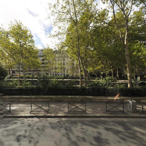 Square Frédérick Lemaître - Parc et zone de jeu - Paris