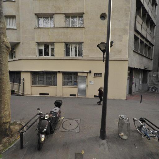 Square De Verdun - Parc et zone de jeu - Paris