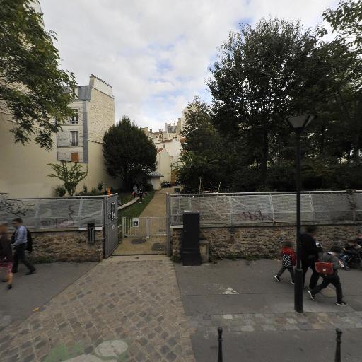 Square Juliette Dodu - Parc, jardin à visiter - Paris