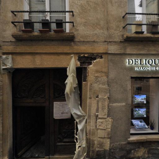 Nicolas Deliquet Conseil Immobilier - Agence immobilière - Paris