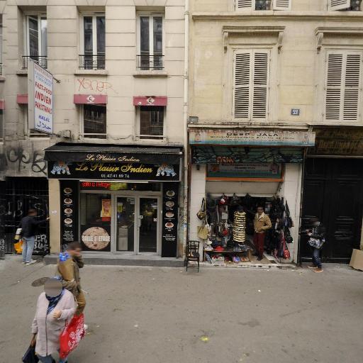 Deep-Jala - Linge de maison - Paris