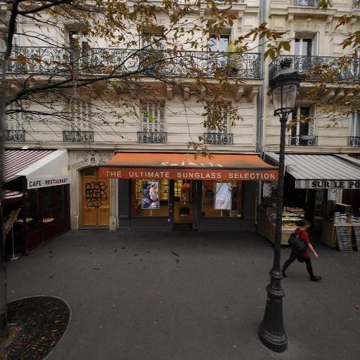 Ade Amon - Coursiers - Paris