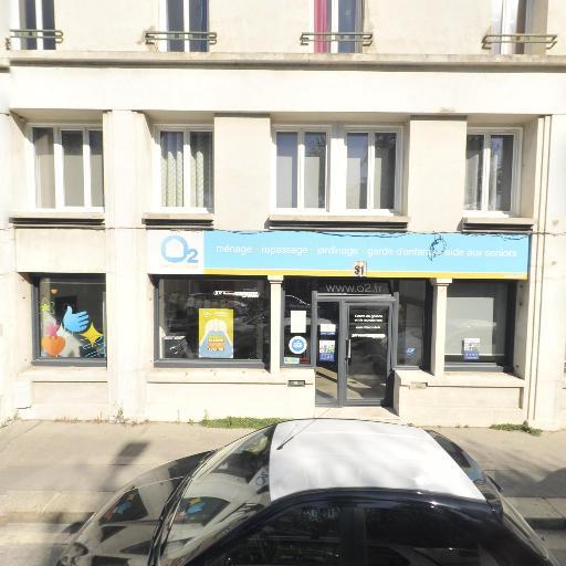 O2 - Services à domicile pour personnes dépendantes - Le Havre